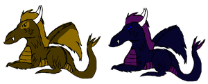 Dragon Adopts! (OPEN) by SNlCKERS