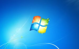Windows 7 official Wallpaper by gfernandesp