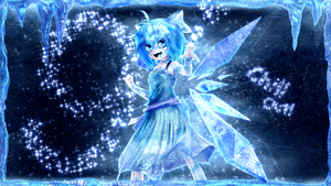 Cirno by GS-Mantis
