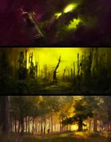 ParaNorman Triptych by TavenerScholar