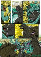 Godzilla: Kings and Brothers, Page #19 by kaijukid