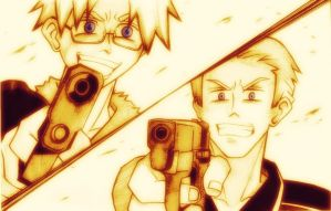 APH: Ready, Aim, Fire by without-a-pen