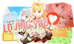 Loving You by xxAtsuka