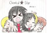 Chemical  Star by Danielle-MCR-blood