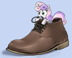 Sweetie Boot by GSphere