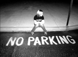 No Parking. by IAmShan
