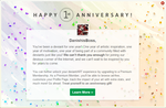Deviantart anniversary! by DanishisBoss