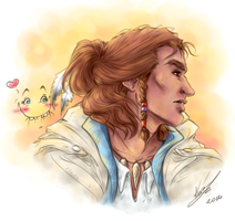 Connor by sarumanka