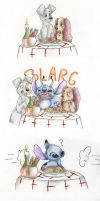 Dinner for Two by LittleTiger488