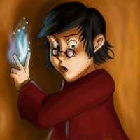 Vic the Magic Adept by Denae