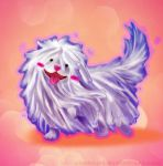 Mop Dog by Chukairi