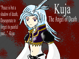 Kuja: The Angel of Death by UltimateKuja9