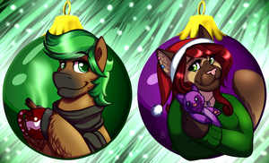 Holiday Specials 4-5 by PaintedWave