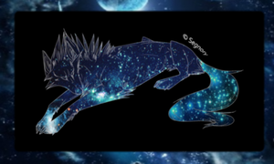 Astral Wolf Adopt by Rayilex