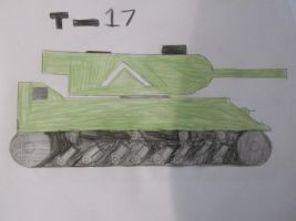 T-17 by TheTigerAce44