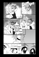Metal Fight Beyblade Doujinshi pg. 172 by WonChan108