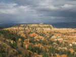 Storm in Bryce Canyon by NutBunnies