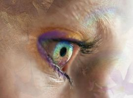 Enchanted Eye by Senshisoldier