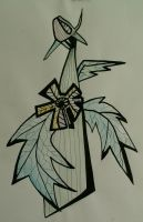 animated flower by pagone