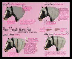 How Chelsea Paints Hair by pom-happy-my-dog