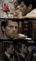 Something so simple (Cas 9x01 appreciation) by mistofstars