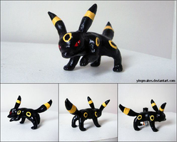 PKMN: Umbreon by yingmakes
