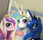The Royal Duck Faces by johnjoseco