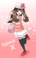 My Pokemon X Trainer! by Bluekiss131