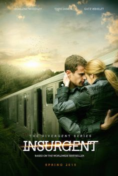 Insurgent Movie- Poster by bpenaud