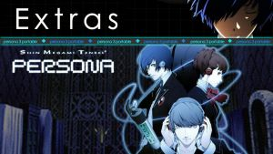 PS Vita Wallpaper - Persona X (Extras Section) by BlizzardRemix