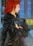 Axel x Xion Under the rain by dagga19