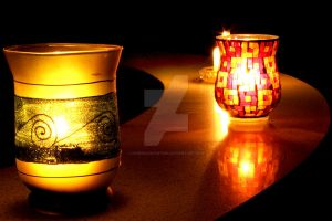 Earth Hour by demonicintuition