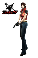 Claire Redfield - Render 1 by snakeff7