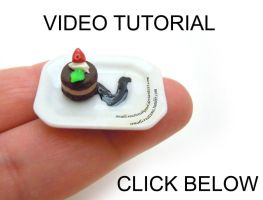 [VIDEO TUTORIAL] Chocolate Mousse Cake by SmallCreationsByMel
