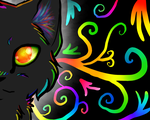 .:Bright Hanabi:. by Spottedfire-cat