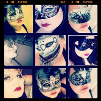 The Masks I Wear by JamaSTAR