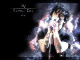 Green Day Wallpaper by Tosjke