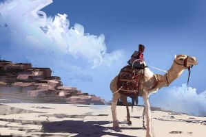 Camel by coolchris007