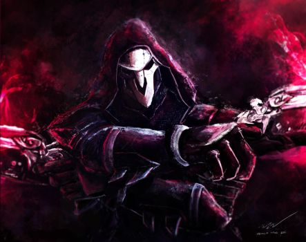 Reaper by Nocluse