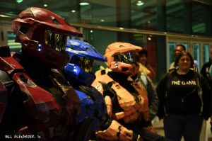 ACEN 2012 - Halo 2 by Havoc-The-Tenrec