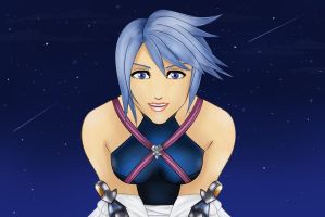 BBS: Aqua by VioletSoldier