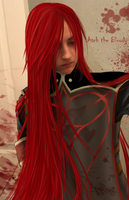 Lindsay as Asch by Darkpsycho1000