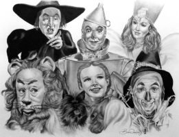 Wizard Of Oz by 7Brandon3