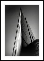 Razor-Sharp Building by Bateor