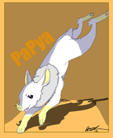Papya badge request by XxPuppyProductionsxX