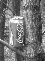 Coke and Tree by Ruhe1986