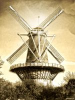 Windmill Gouda by jdesigns79