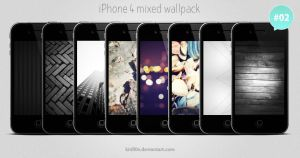 iPhone 4 Mixed Wallpack 02 by kirill0v