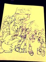 Happy Birthday Tails (Early) by TylerKing93