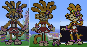 Amiga Before And After Pixel Arts by sheezy93